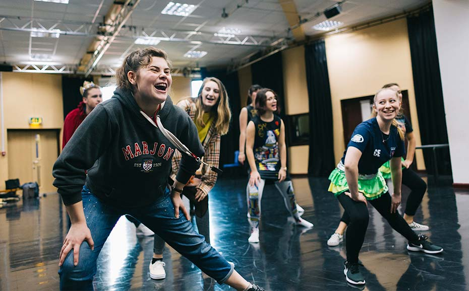Thumbnail for BA (Hons) Performing Arts Education