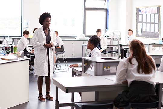 Thumbnail for PGCE Secondary Education with Chemistry