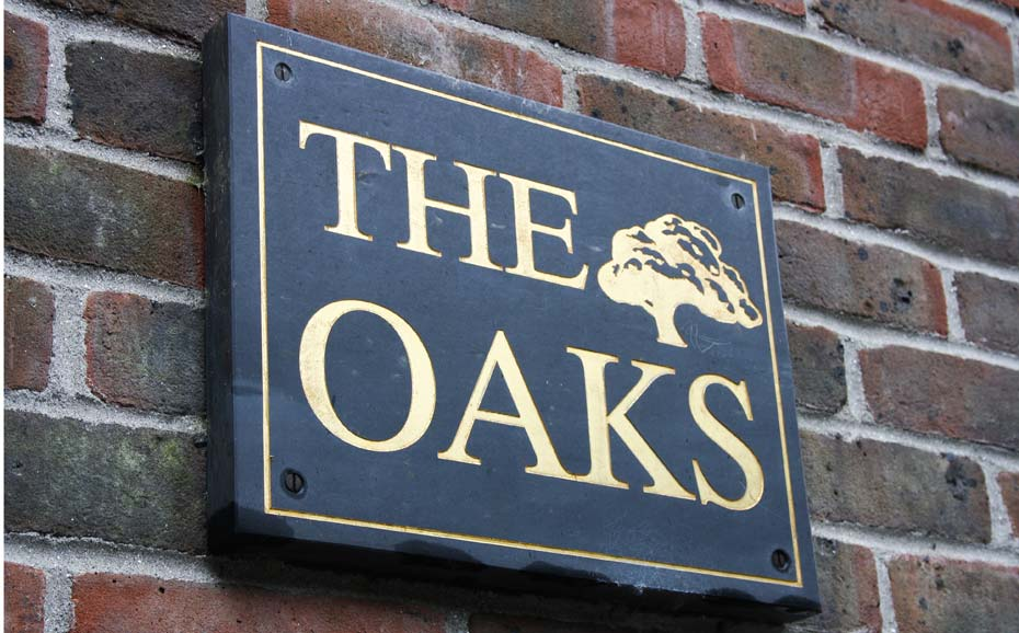 The Oakes Sign