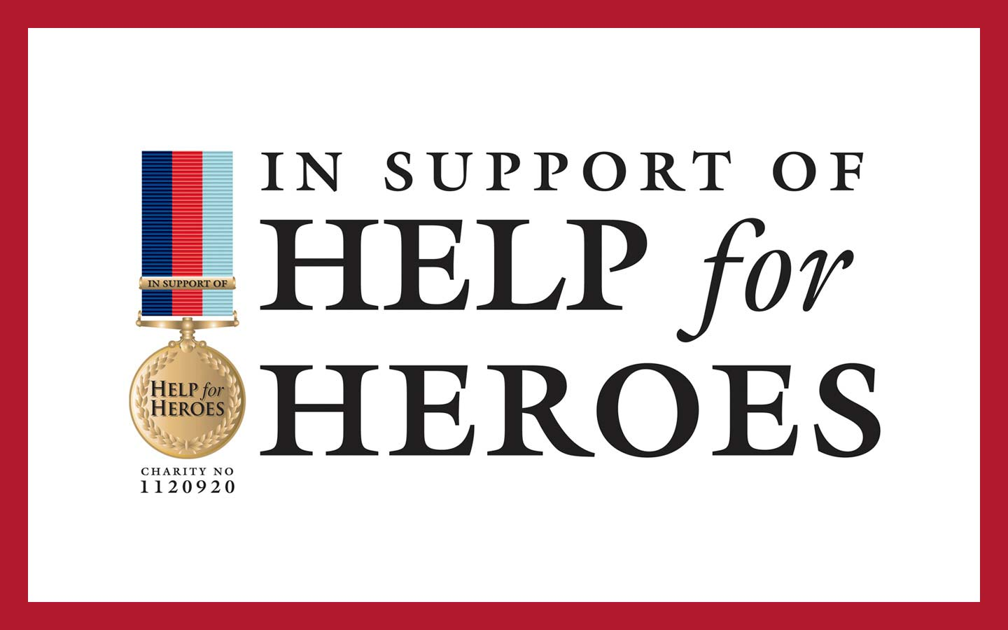 Armed Forces - Help for Heroes