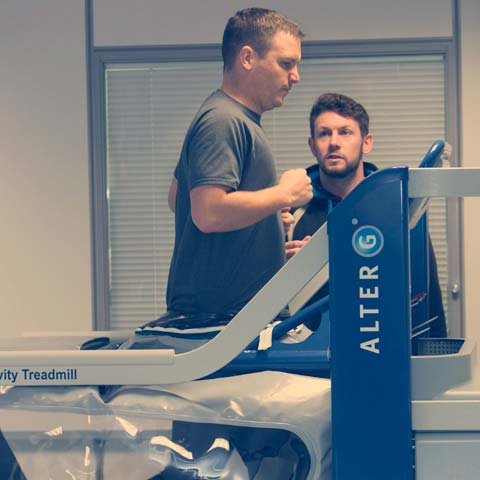 News - Anti-Gravity Treadmill