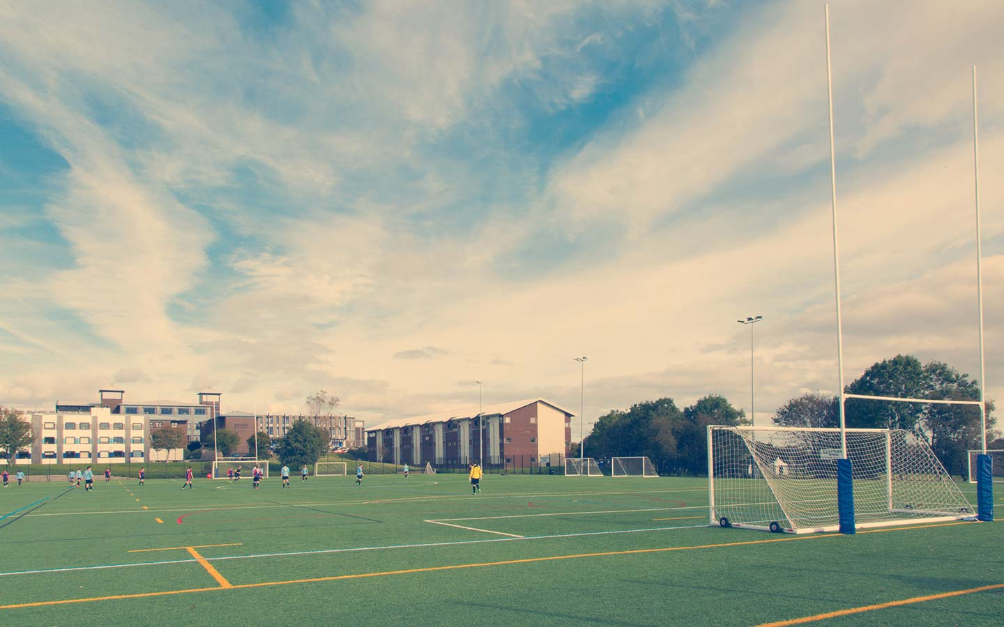 Sport Centre - Facilities & Services - 3G Pitch